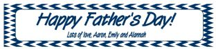 Father's Day Banner Design 2